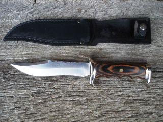 Nieto Bowie Jagdmesser Messer Jagd Jäger Sammler Made In Spain Bild