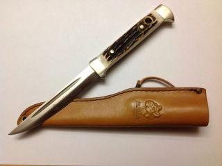 Altes Jagdmesser Puma Buddy 6383 - - Selten Bild