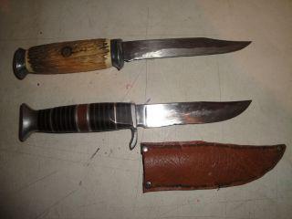 2 Stk.  Messer,  Ansehen Bild