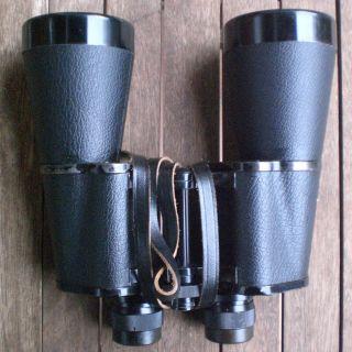 Fernglas Leitz Wetzlar Maroctit 8x60 Mit Köcher Bild