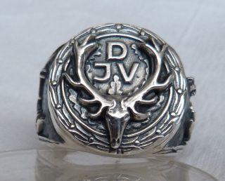 Ring - Djv – JÄger - Silber Bild