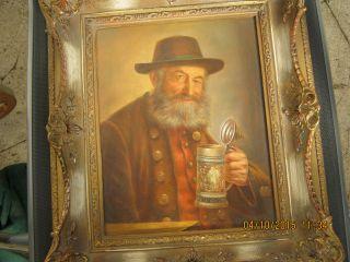 W.  Purschke,  Münchner Maler Bild