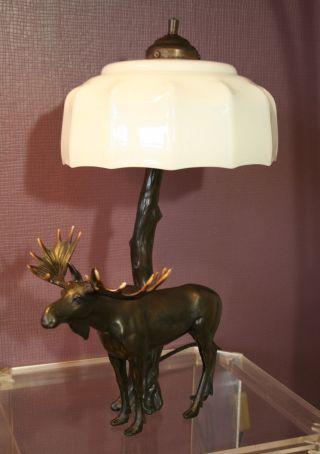 Repräsentative Tischlampe