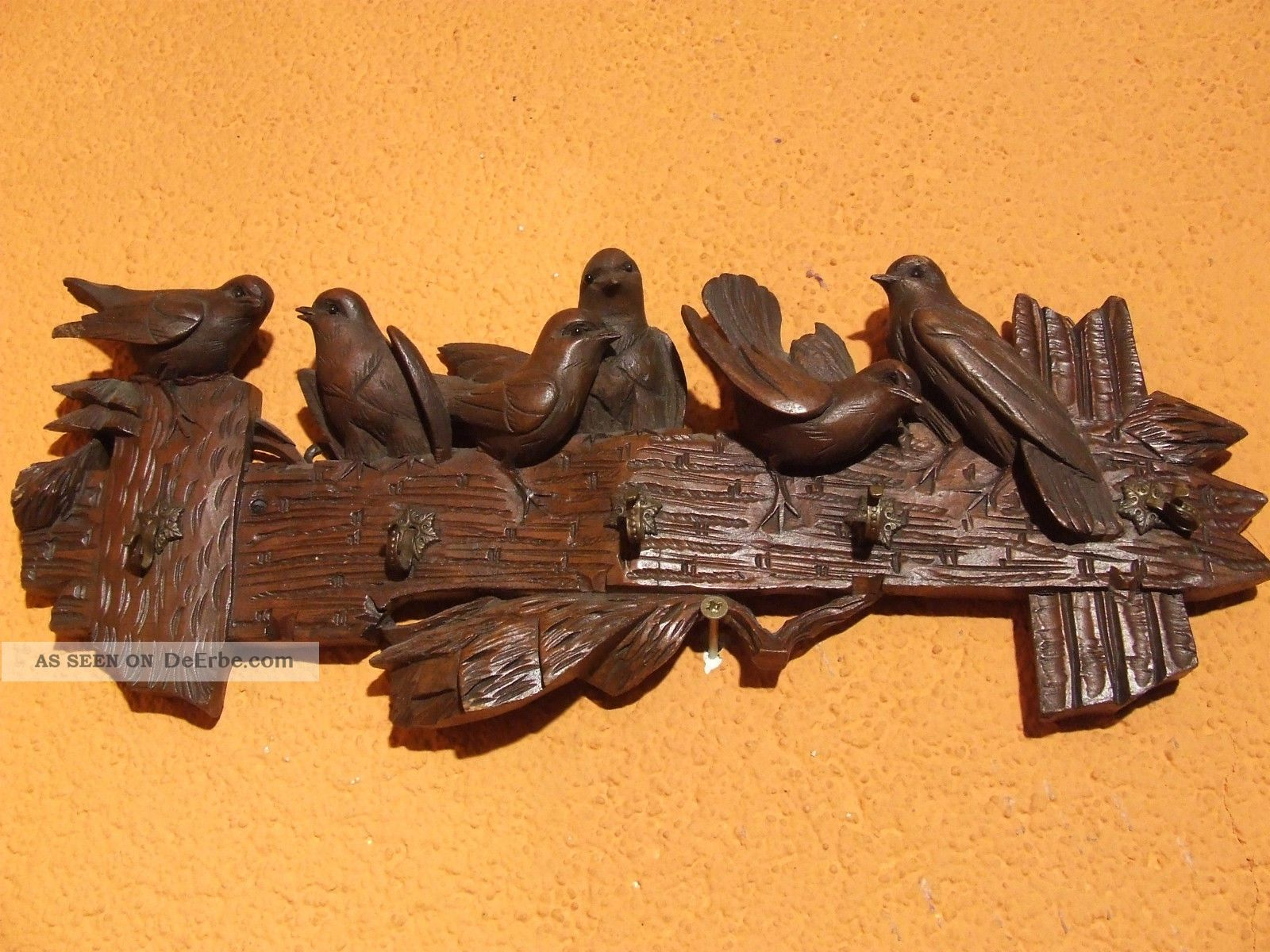 Garderobe Holz Baum Garderobe Baum Kleiderst Nder Flurm