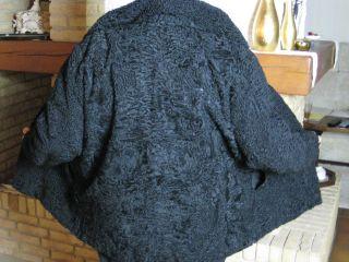 Luxus Damen Persianer Jacke Hochwertig Kürchnerarbeit Bild