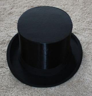 Chapeau Claque Zylinder Klapphut Bild