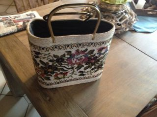 Handtasche Vintage Gobelin? Bild