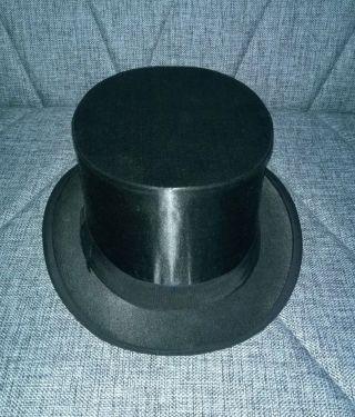 Zylinder Klapphut Chapeau Claque Bild