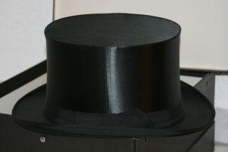 Vintage Zylinder/chapeau Claque 1959 Bild