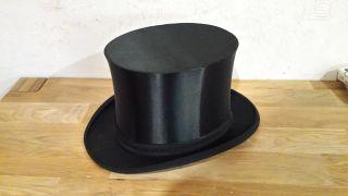 Chapeau Claque (falt - /klappzylinder) Schwarz