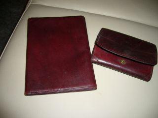 Brieftasche & Geldbörse Leder Bild