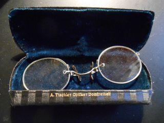 Brille Kneifer Stärke 2 Bild