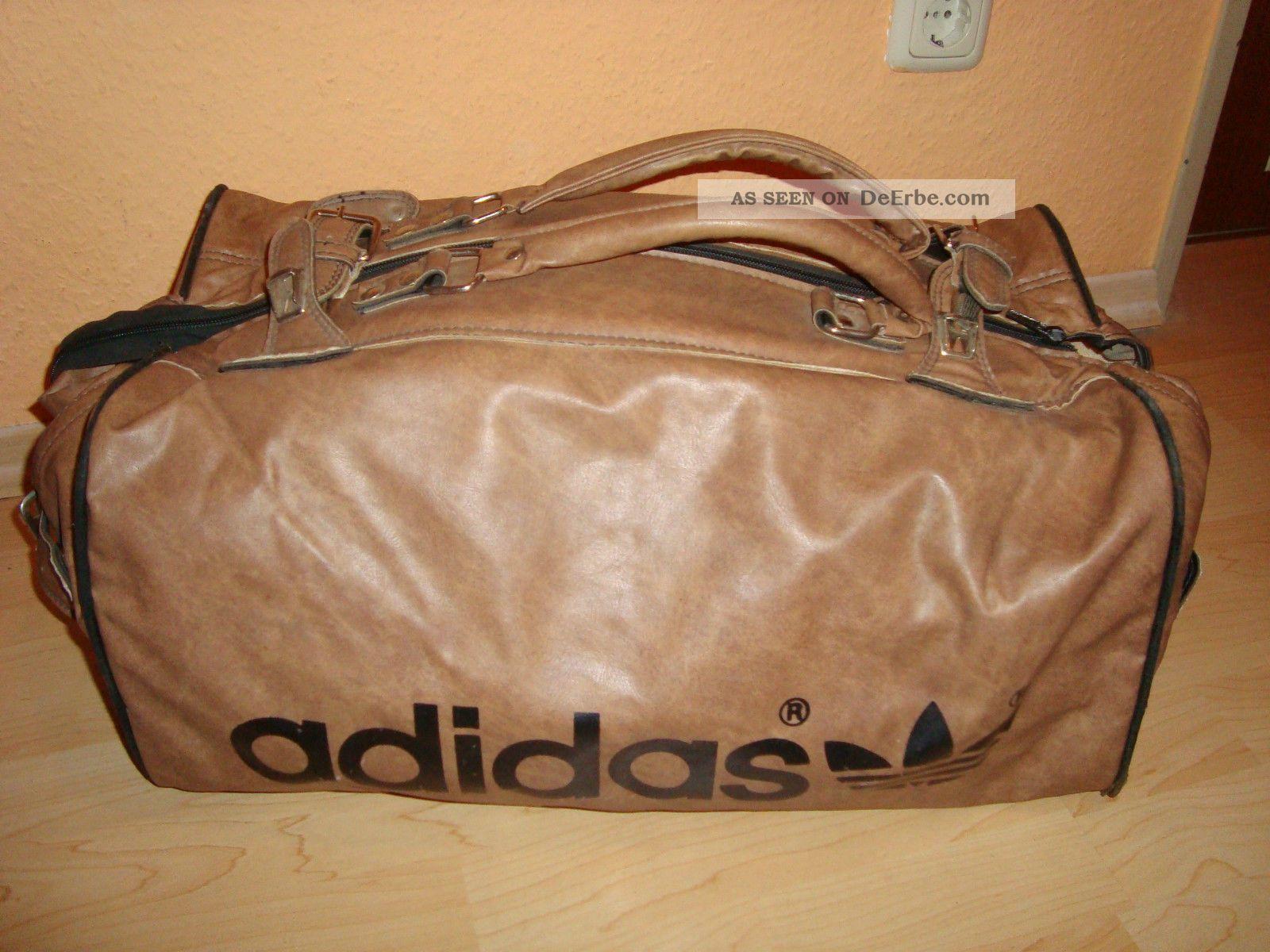 5f5b9a04ee46a 70er Jahre - Adidas Sporttasche - Vintage°°°°°°°