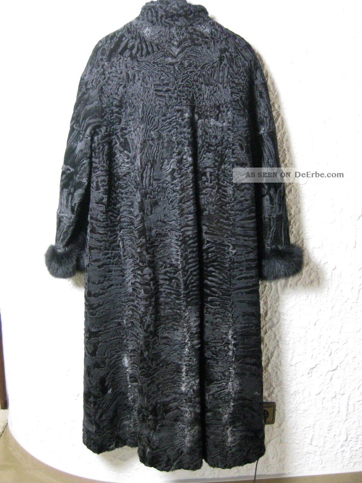 Swakara persianer mantel