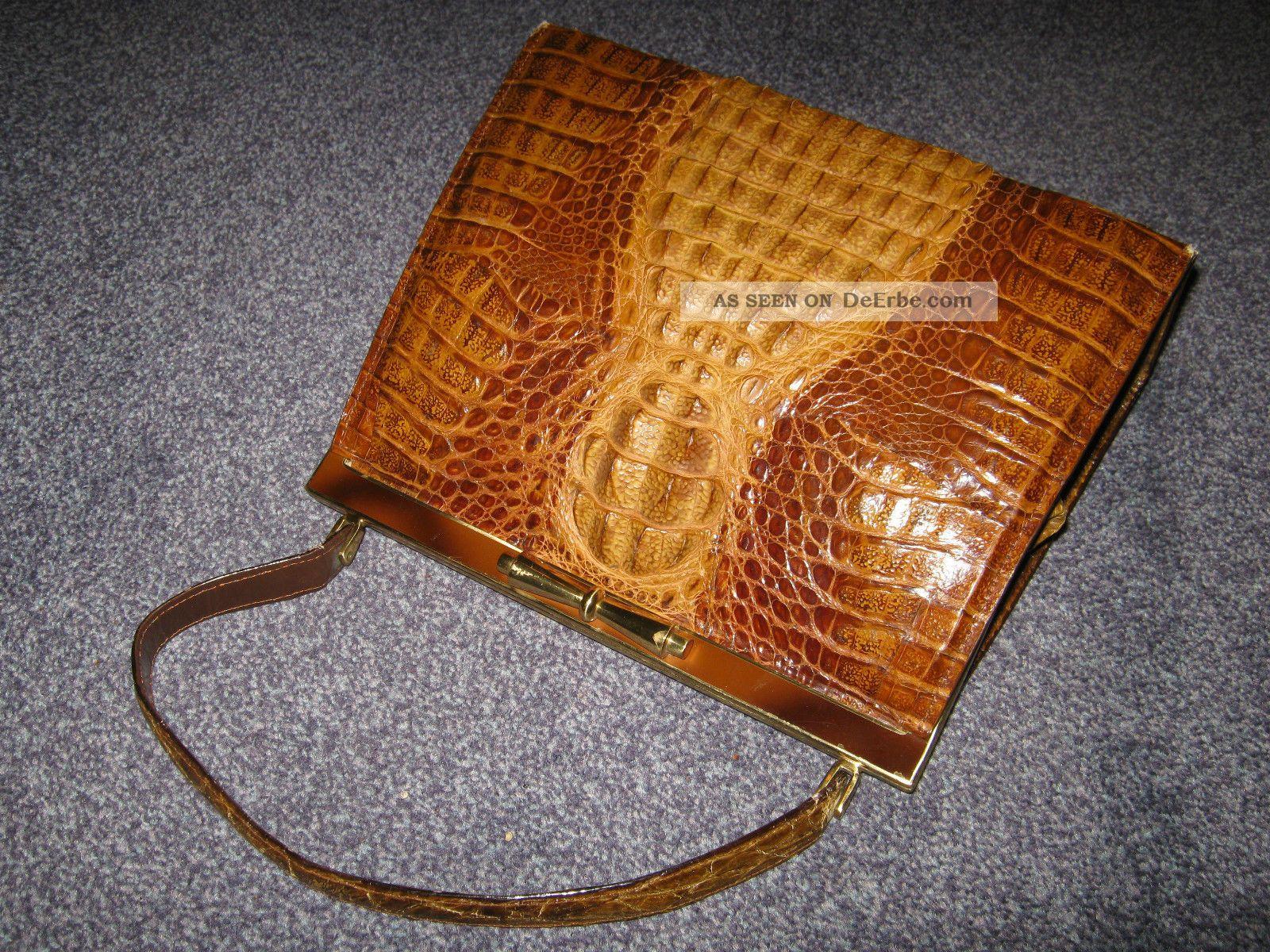 Antiker Designer Handtasche Vintage