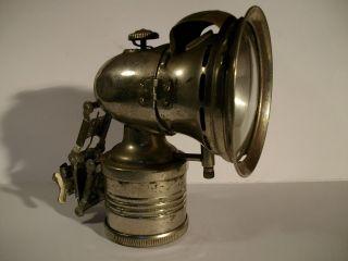 Antike Fahrradlampe Häckel Bild