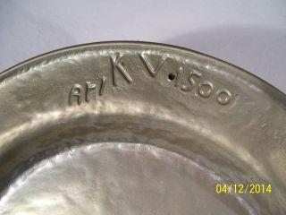 Antiker Teller Ari Kv 1500 Bild