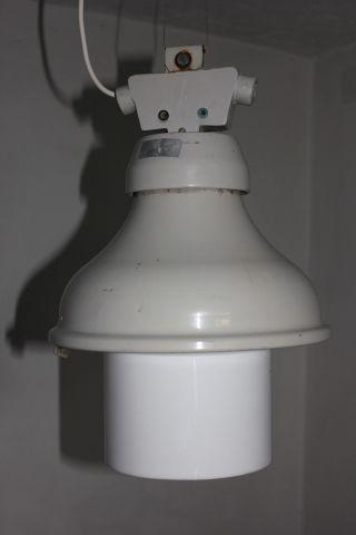 Seltene Strassenlaterne - Industrielampe - Aussenlampe - Koranda,  Wien Bild