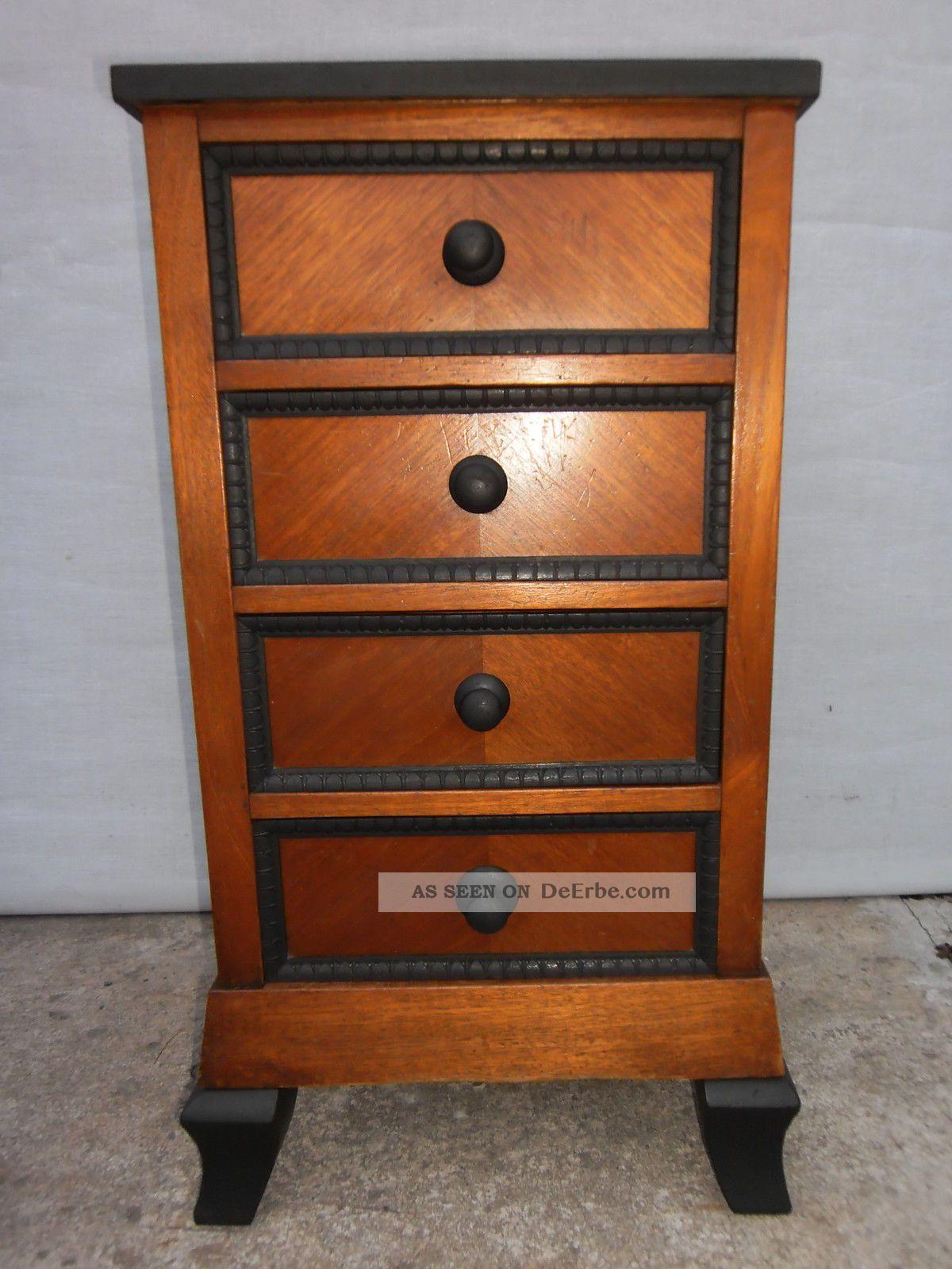 Kommode Holz Berlin ~  , Kommode, Holz Jugendstil Antike Originale vor 1945 Bild 2