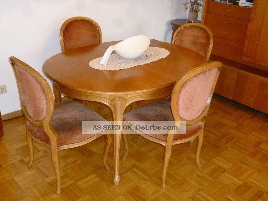 esszimmergarnitur speisezimmer chippendale stil tisch. Black Bedroom Furniture Sets. Home Design Ideas