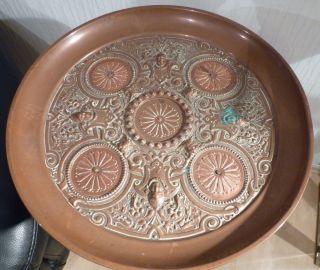 Klassizismus Tisch Relief,  Floral - Maskaron - Fauna.  Rare Classicism Table Bild