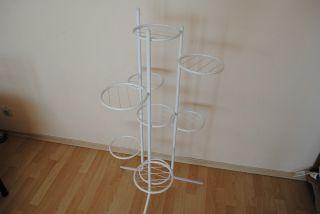 Blumenständer - Metall 115 Cm Hoch,  Für 9 Töpfen Bild