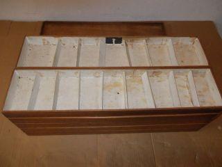 Alte Schuster,  Sattler Holz Kiste,  Koffer Werkzeug Koffer Bild