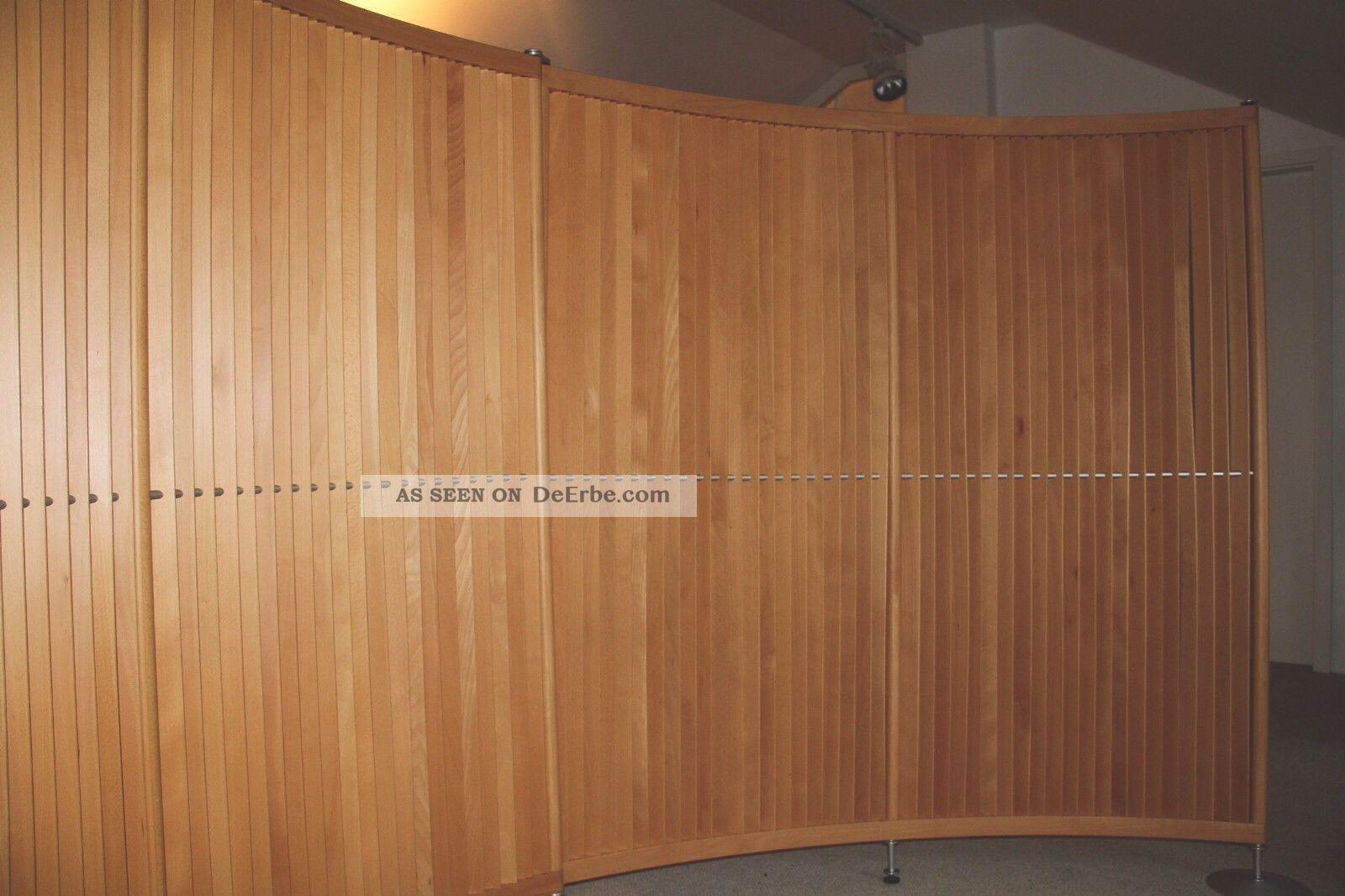 Paravent Raumteiler Labyrint Pelikan Design 2 Teilig Massivholz