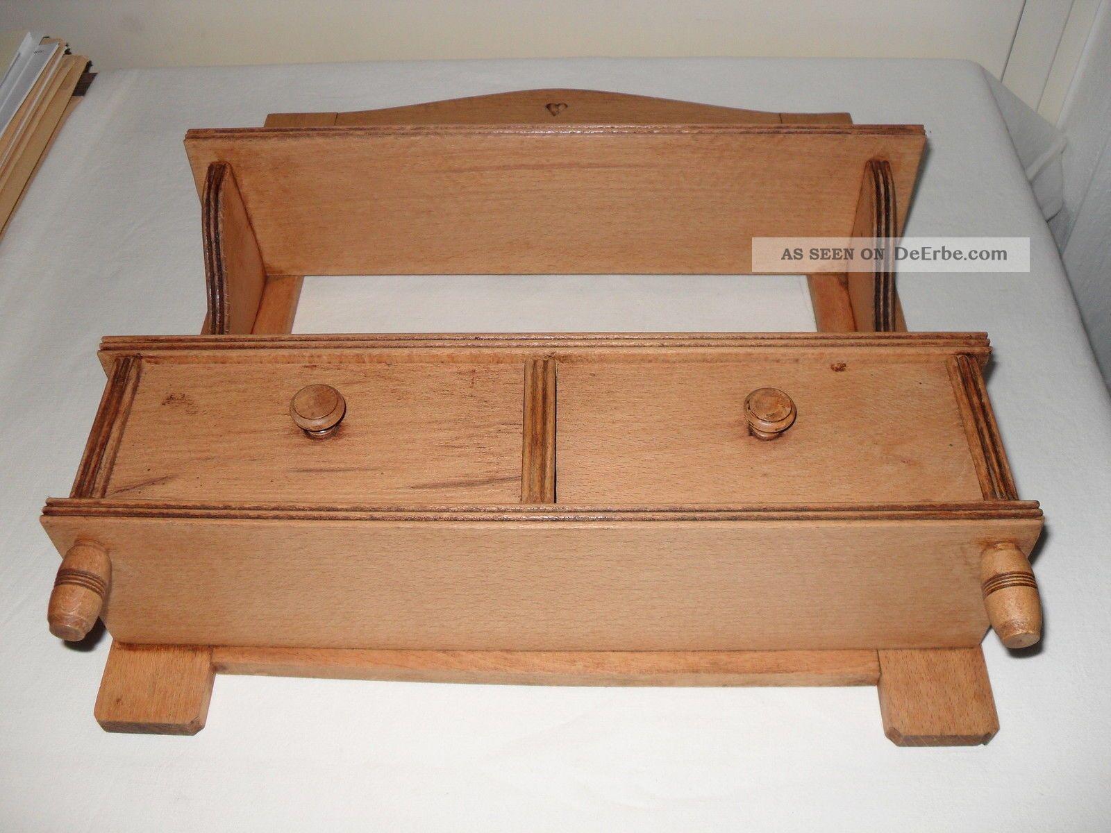Altes Küchenregal Hängeregal Krämerregal Massiv Holz Mit