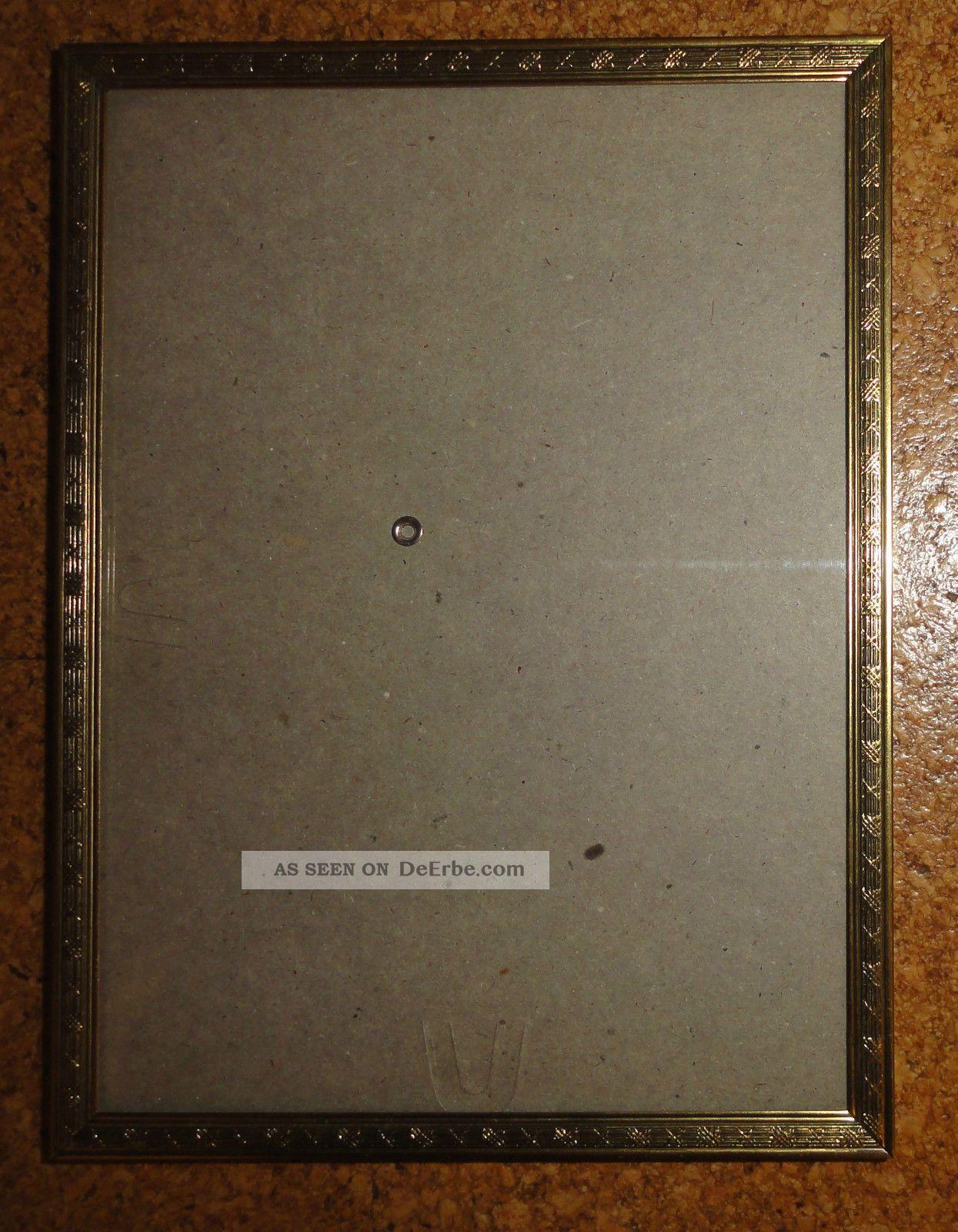 Alter Zierrahmen Messing Bilderrahmen Rahmen Fotos 18 X 24 M ...