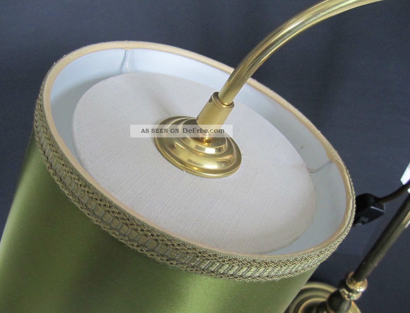 alte messinglampe tischlampe stehlampe w f messing lampe. Black Bedroom Furniture Sets. Home Design Ideas
