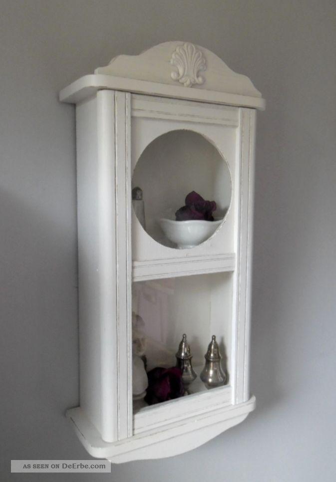h ngeschr nkchen vitrinenschr nkchen wandschr nkchen shabby chic jeanne d 39 arc. Black Bedroom Furniture Sets. Home Design Ideas
