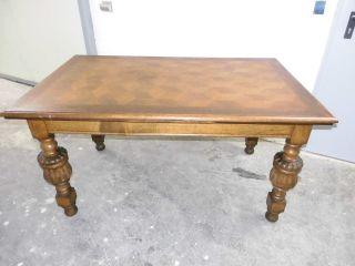 Esstisch massiv ausziehbar antik  Mobiliar & Interieur - Tische - Antike Originale vor 1945 ...