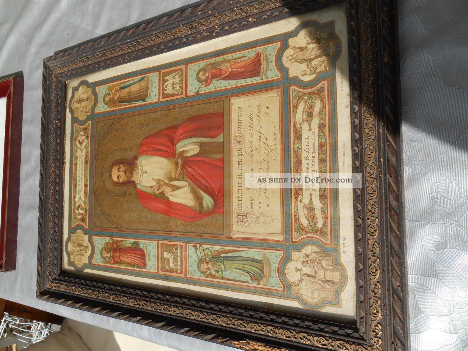 Mobiliar & Interieur - Spiegel & Rahmen - Antiquitäten
