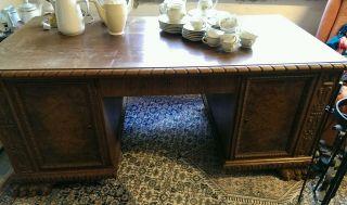 mobiliar interieur schreibm bel antike originale vor. Black Bedroom Furniture Sets. Home Design Ideas