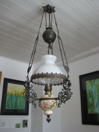 Mobiliar interieur lampen leuchten antike for Antike lampen