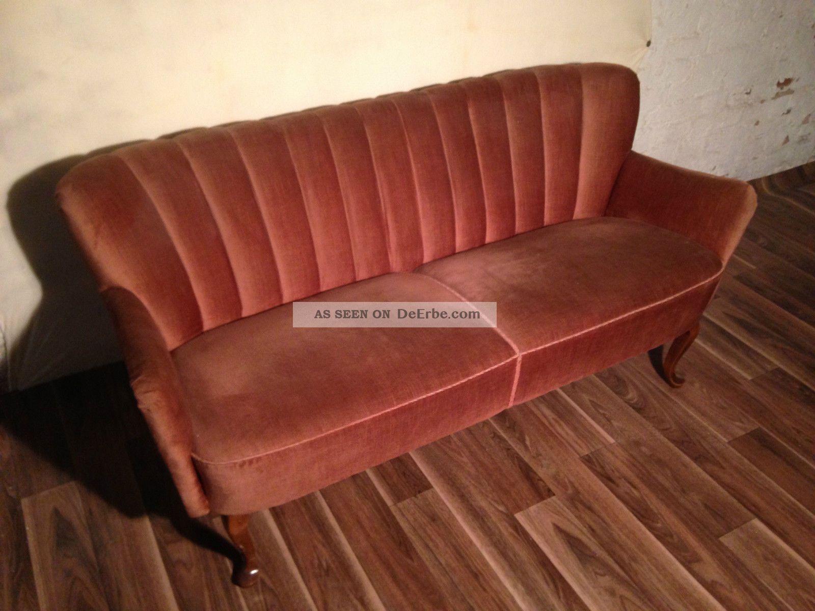 antike chippendale couch sofa 2 sessel cocktailsessel lounge 50er stil hannover. Black Bedroom Furniture Sets. Home Design Ideas