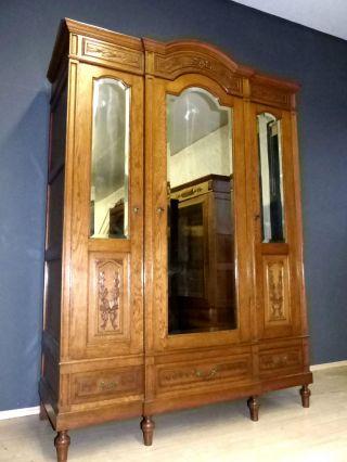 mobiliar interieur schr nke antike originale vor. Black Bedroom Furniture Sets. Home Design Ideas
