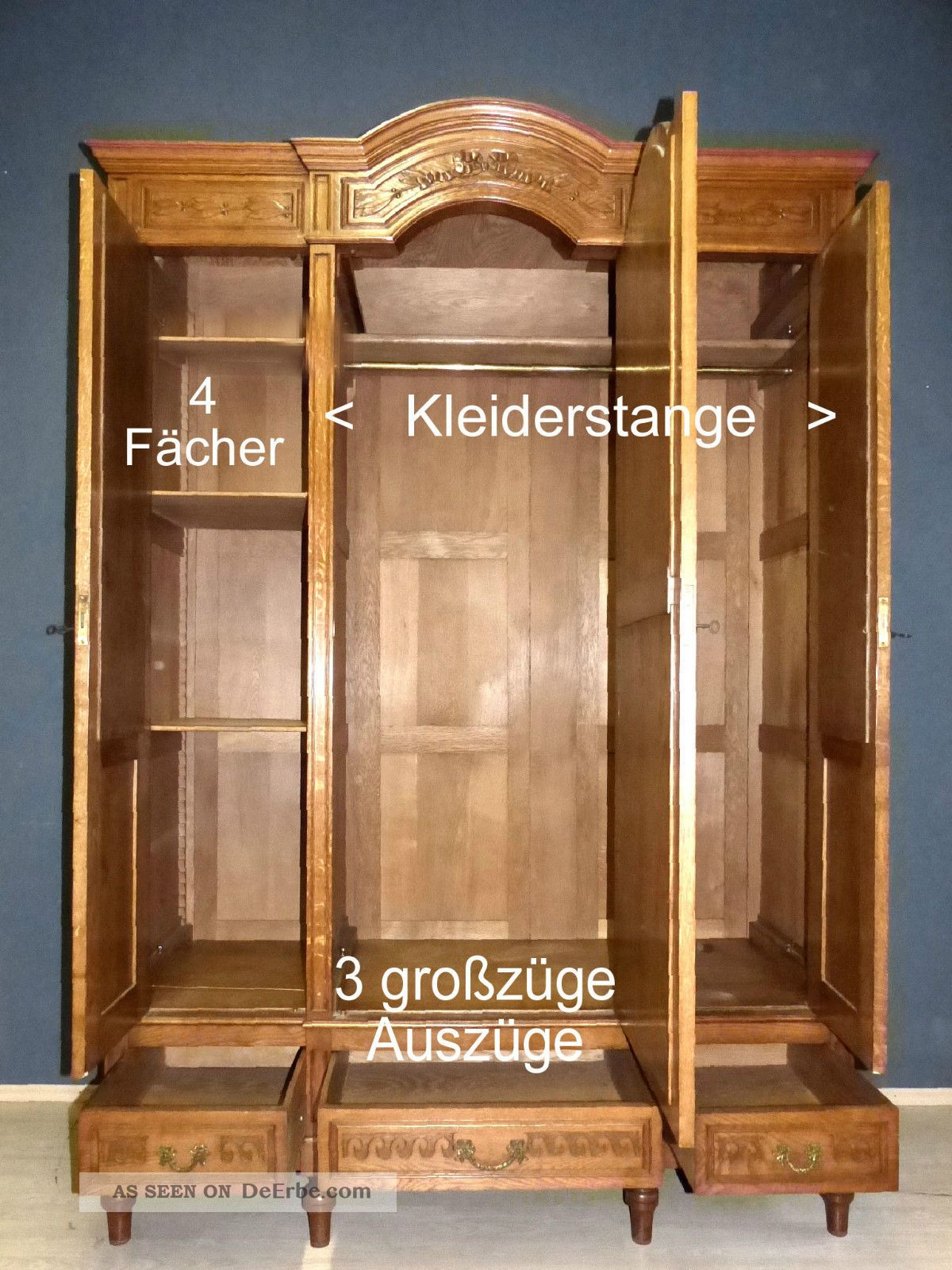 eiche schrank gallery of full size of antike mobel weis streichen weiss streichen antike mobel. Black Bedroom Furniture Sets. Home Design Ideas