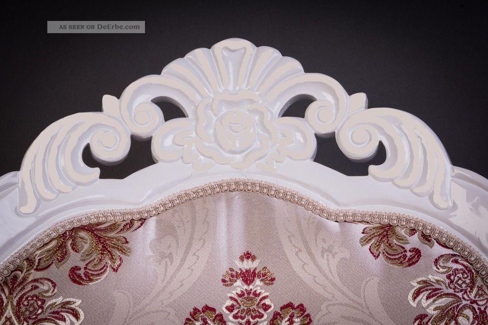 barock sessel stuhl shabby shic antik chippendale. Black Bedroom Furniture Sets. Home Design Ideas