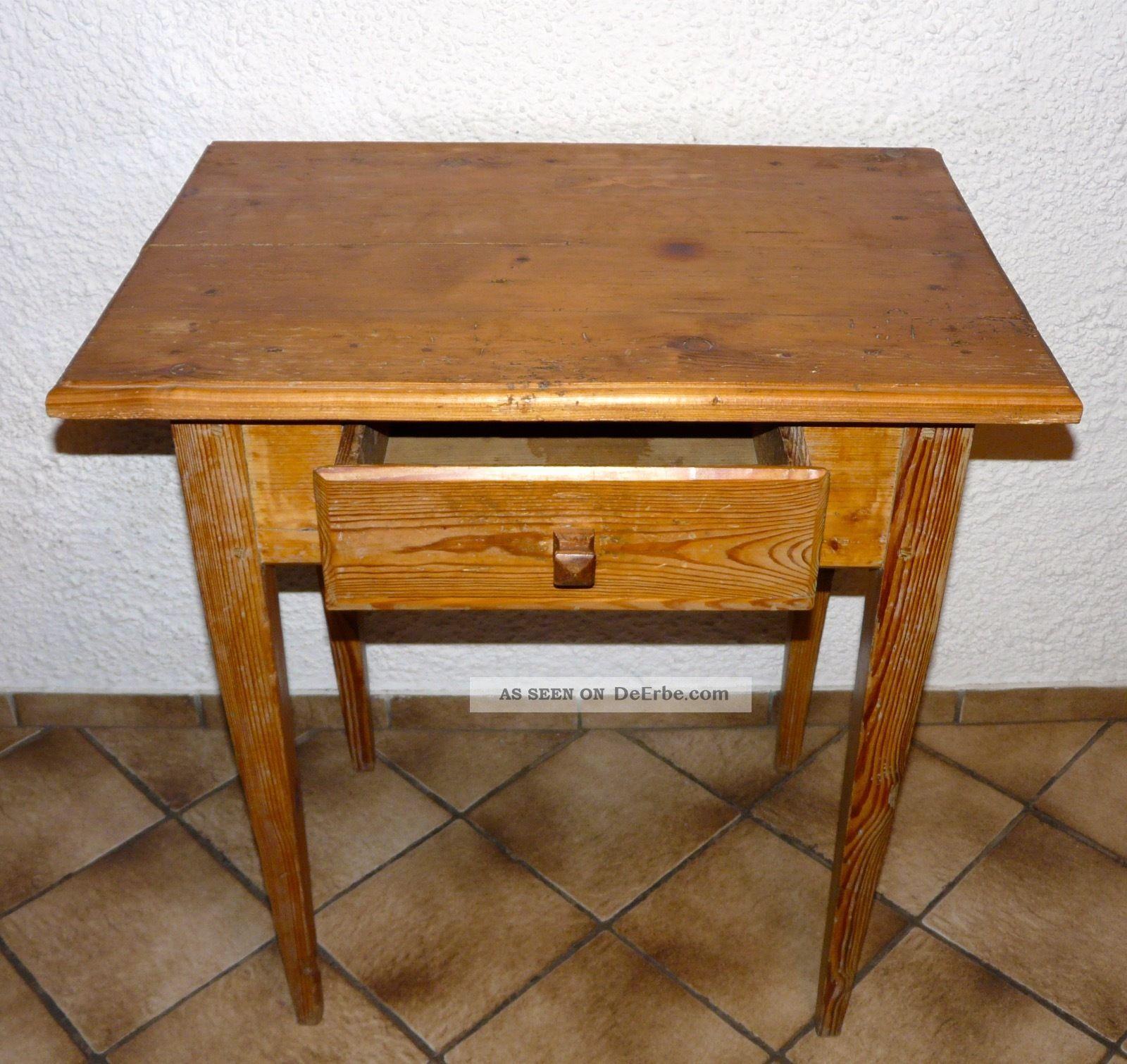 Schultisch antik  Weichholztisch Antik ~ Interior Design und Möbel Ideen