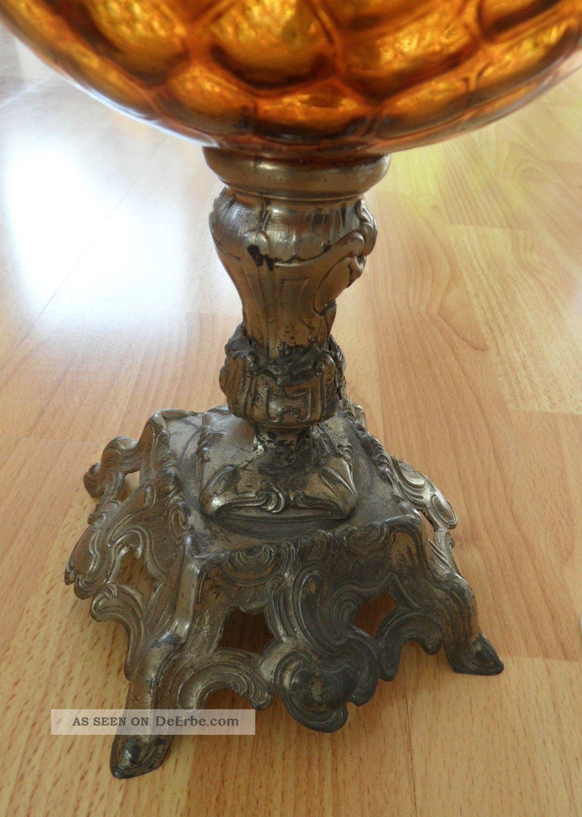 petroleumlampe mit glaszylinder antik historisch h he 55cm. Black Bedroom Furniture Sets. Home Design Ideas