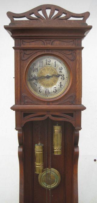 Mobiliar & Interieur - Uhren - Antike Originale Vor 1950