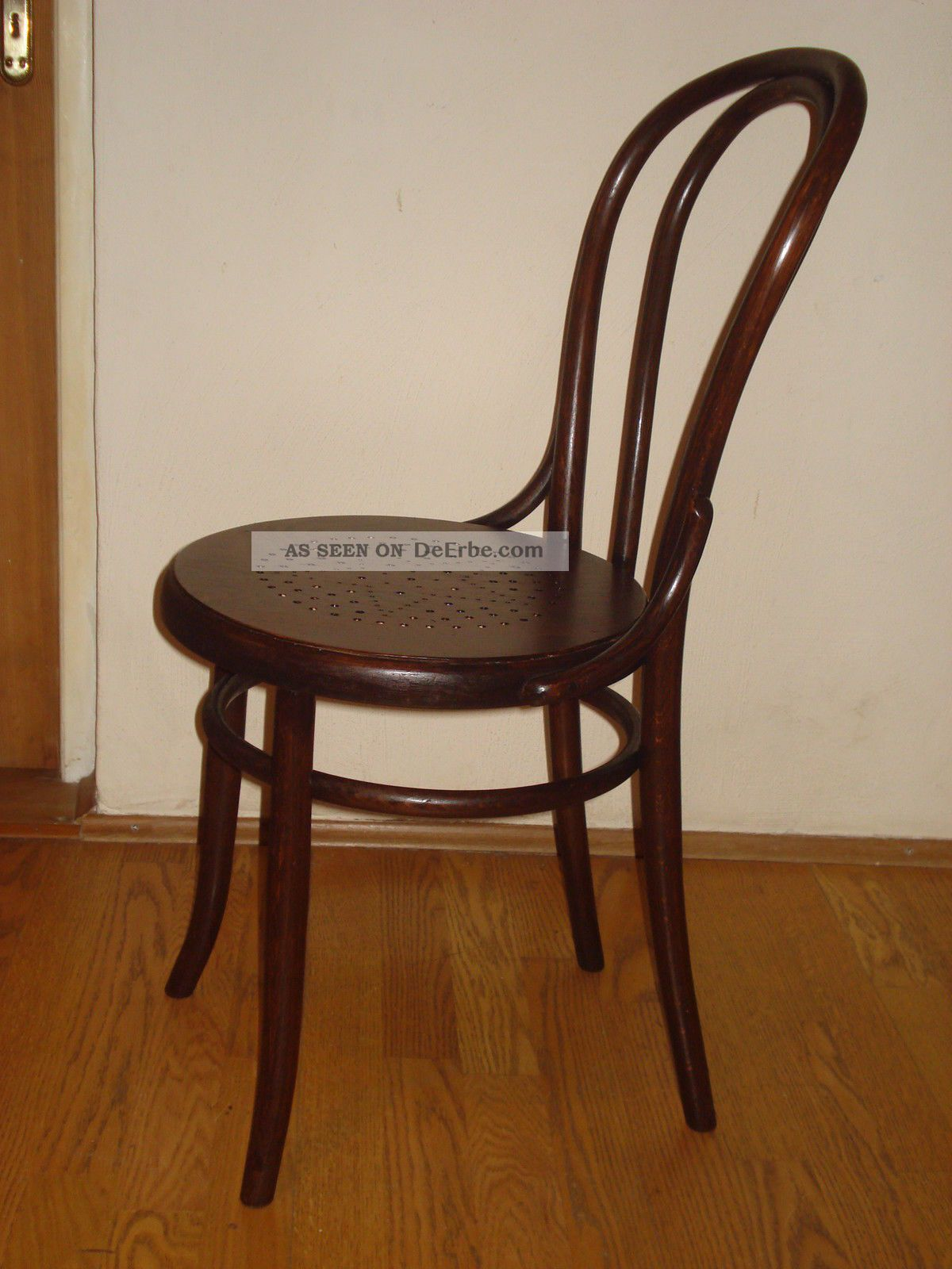 wie thonet 18 fischel 1 wundersch ner bugholz bistro. Black Bedroom Furniture Sets. Home Design Ideas