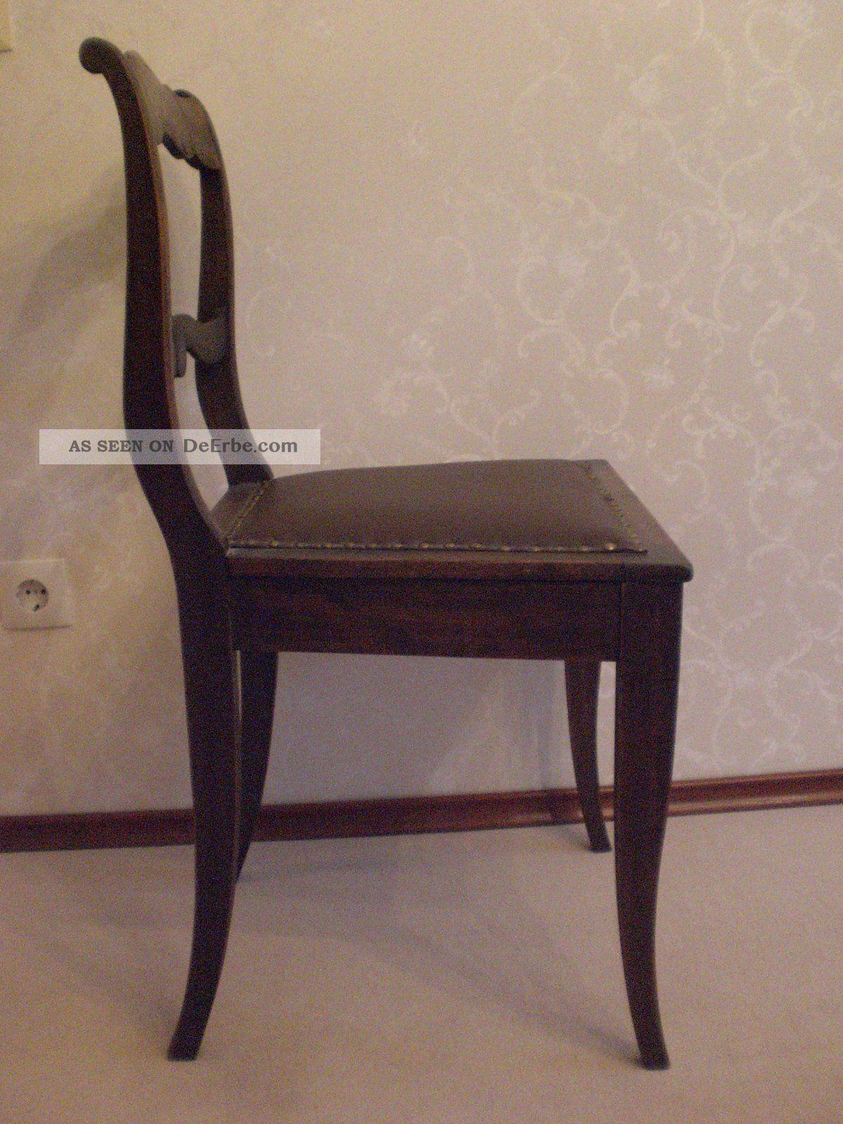 Stuhl biedermeier zum sofortigen einsatz formsch n for Stuhl design epochen