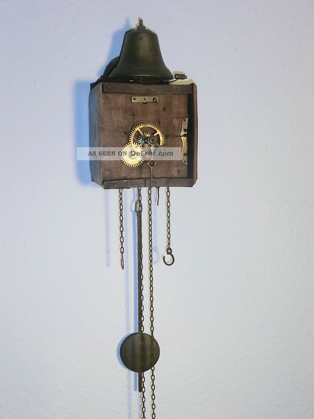 Schotten Uhrwerk Für Schilduhr, Schwarzwalduhr