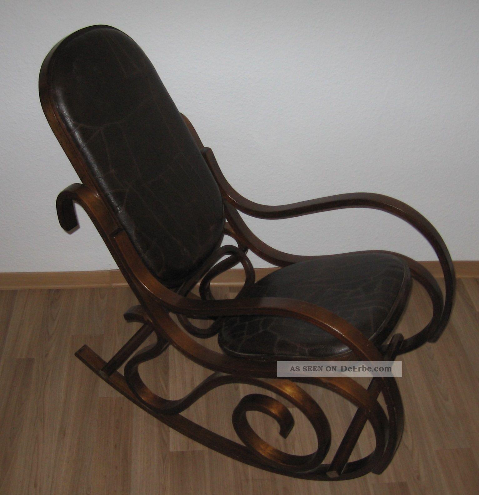 Schaukelstuhl schwingsessel stuhl relaxsessel standort for Schaukelstuhl 1900
