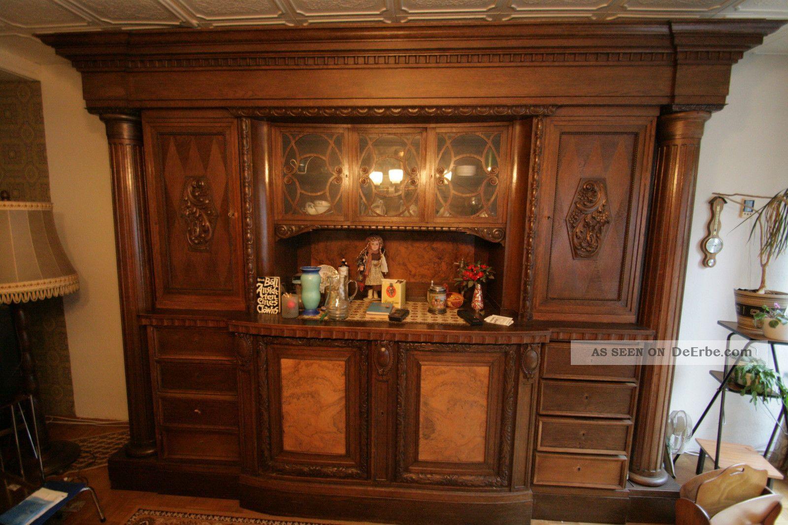 wohnzimmerschrank herrenzimmer buffet schrank in bonn. Black Bedroom Furniture Sets. Home Design Ideas