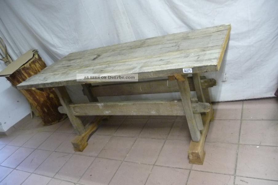 Schultisch antik  Mobiliar & Interieur - Tische - Antike Originale vor 1945 - Sonstige ...