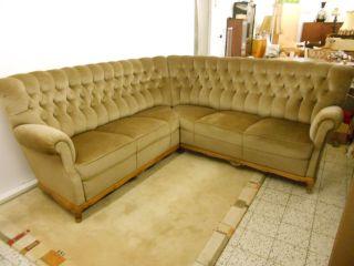 Mobiliar interieur sitzm bel stilm bel nach 1945 for Ecksofa 70er